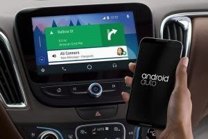 Connecting to Android Auto