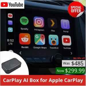 Apple CarPlay AI BOX