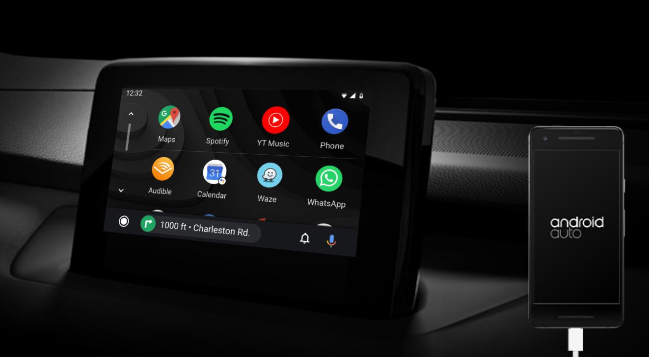 Connexion d'Android Auto à BMW