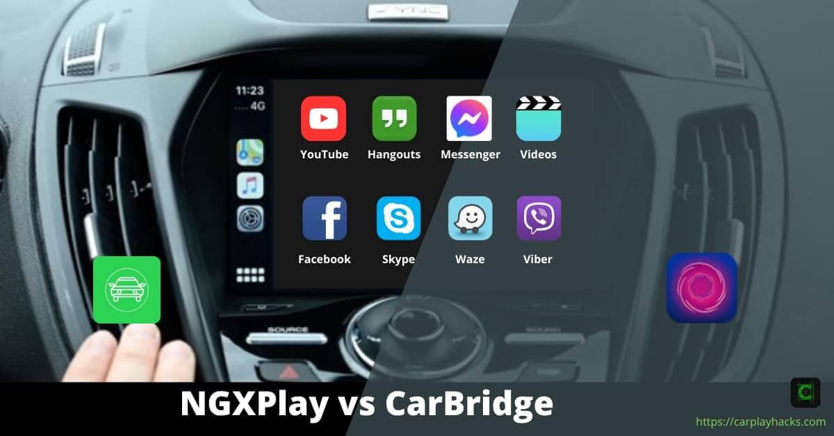 CarbBridge vs NGXPlay
