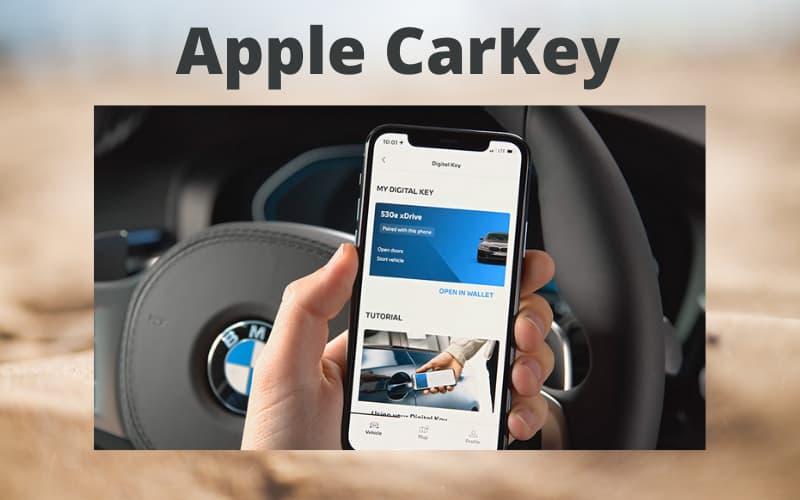 apple carkey compatibility
