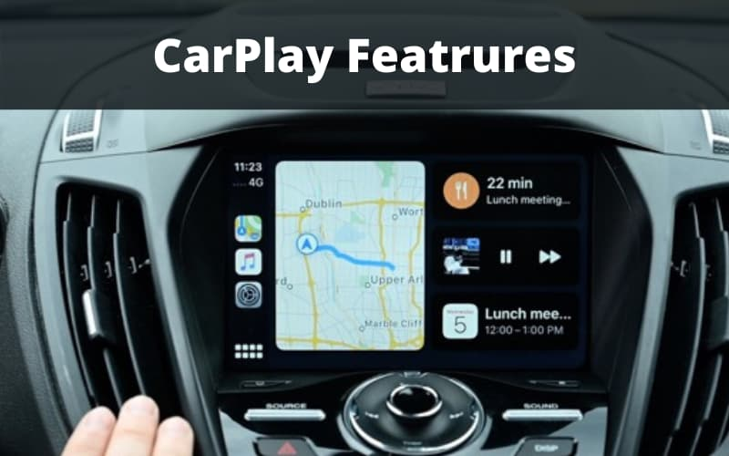 apple carplay - carplay features