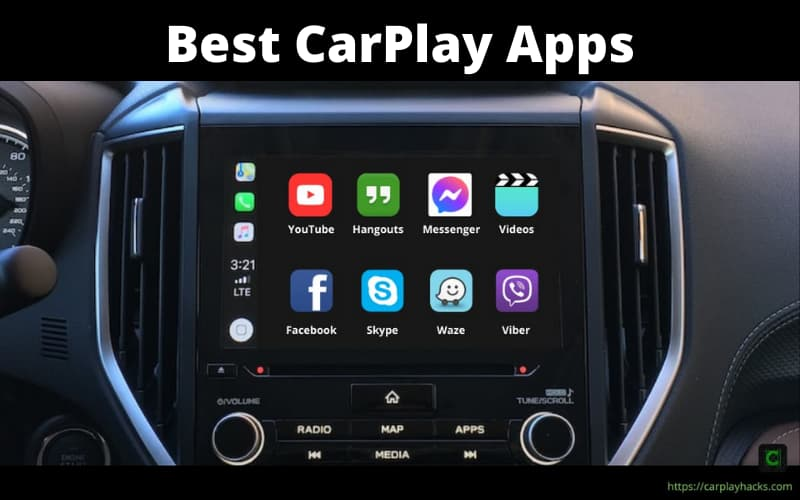 best carplay apps