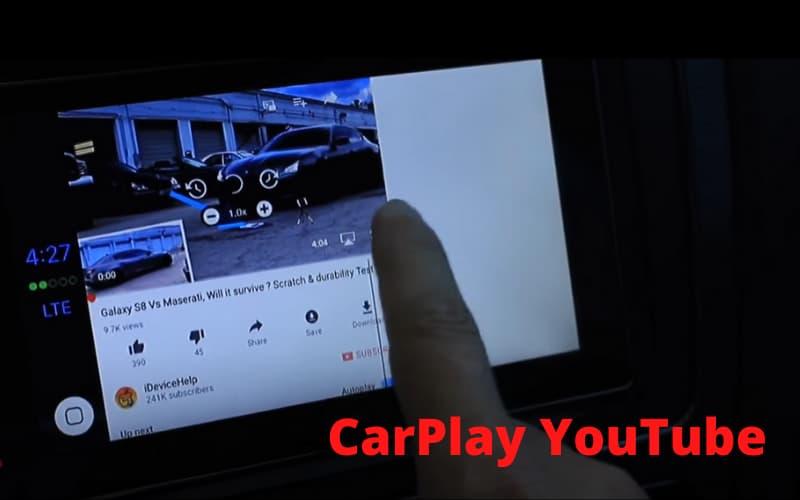 carplay youtube - carplayhacks.com