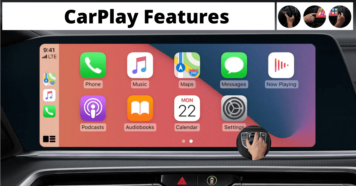Must know CarPlay Features 2021