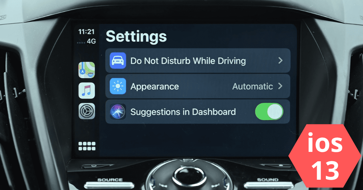 CarPlay iOS 13 – All Features , issues discussed