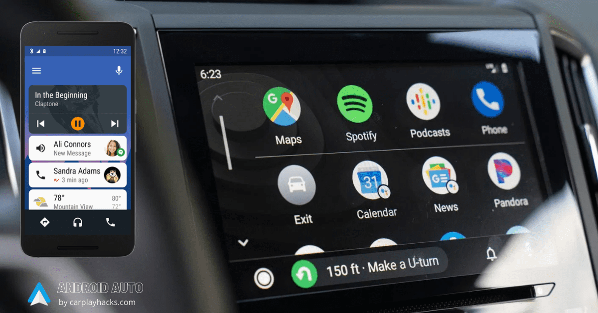 Download Android Auto APK (For any car)