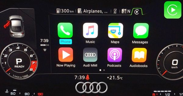 CarPlay Audi: Compatibility and everything