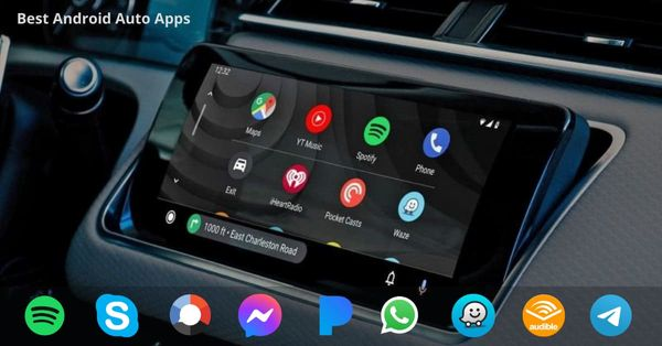 Download Best Android Auto apps 2021